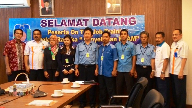 On The Job Training PERPAMSI