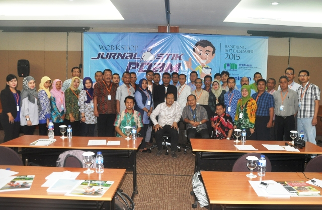 Workshop Jurnalistik PDAM 2015
